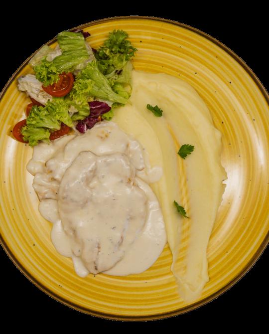 Piept-de-pui-cu-sos-gorgonzola-si-cartofi-piure-min